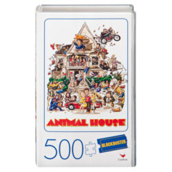VHS Puzzle (500 pieces) - Animal House
