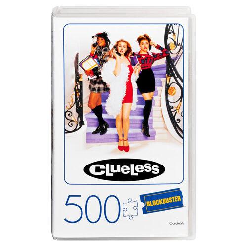 VHS Puzzle (500 pieces) - Clueless