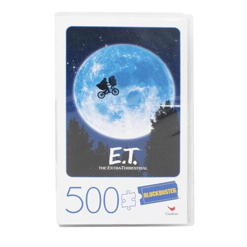 VHS Puzzle (500 pieces) - ET