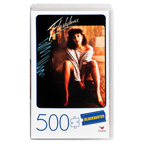 VHS Puzzle (500 pieces) - Flashdance