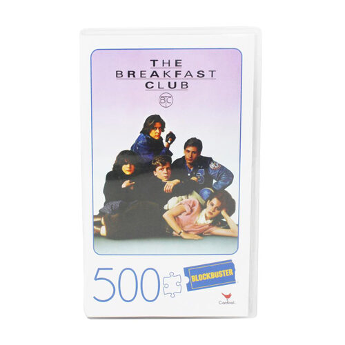 VHS Puzzle (500 pieces) - The Breakfast Club