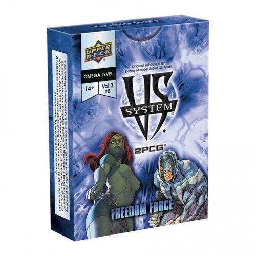 VS System 2PCG: Marvel - Freedom Force