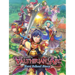 Valthirian Arc: Hero School Story - Nintendo Switch