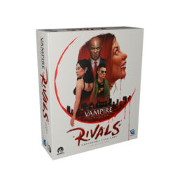 Vampire: The Masquerade Rivals Expandable Card Game - Kickstarter Edition