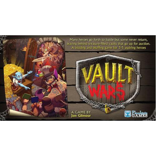 Vault Wars Second Edition