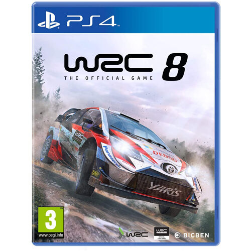 WRC 8 - PS4