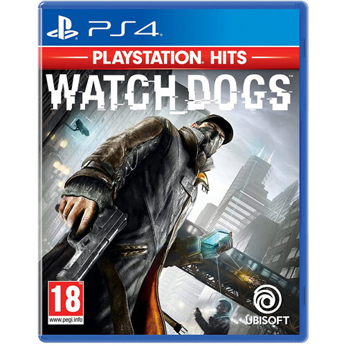 Watch Dogs (Playstation Hits) - PS4