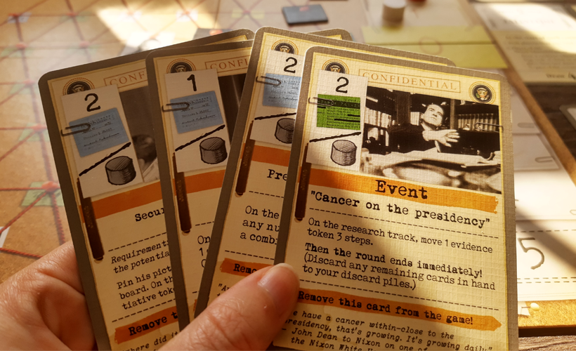 Watergate cards