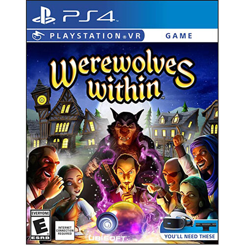 Werewolves Within (For Playstation VR) - PS4
