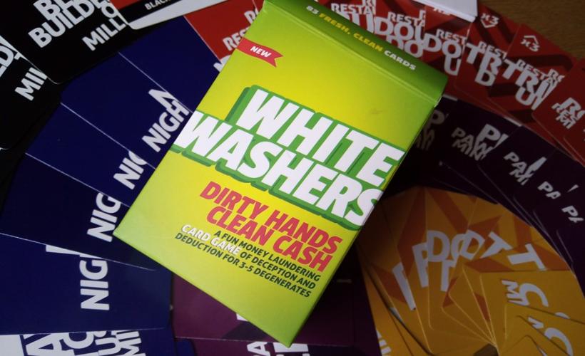 White Washers Body 1