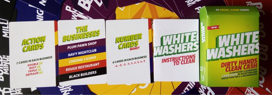 White Washers Review
