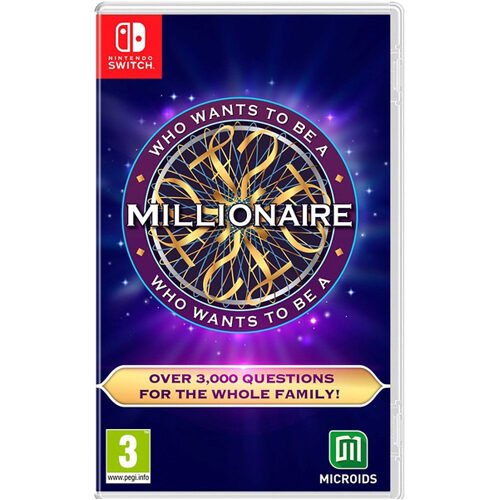 Who Wants to be a Millionaire - Nintendo Switch