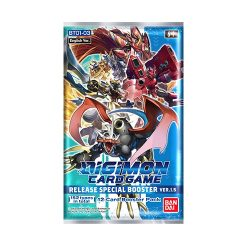 Digimon Card Game: Release Special Ver.1.5 (BT01-03) Booster Pack