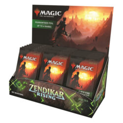 MTG: Zendikar Rising Set Booster Box