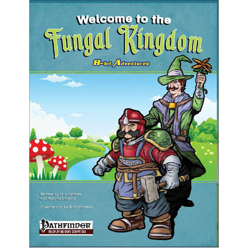 8-bit Adventure: Welcome To The Fungal Kingdom