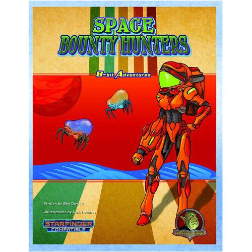 8-bit Adventures: Space Bounty