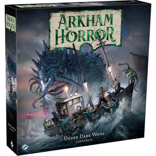 *A Grade* Arkham Horror Third Edition: Under Dark Waves