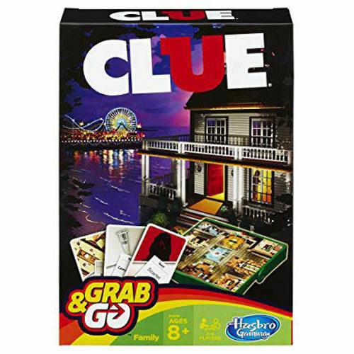 *A Grade* Cluedo Grab and Go