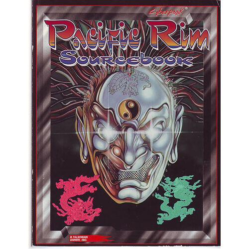*A Grade* Cyberpunk 2020 RPG: Pacific Rim