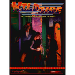 *A Grade* Cyberpunk 2020 RPG: Wildside