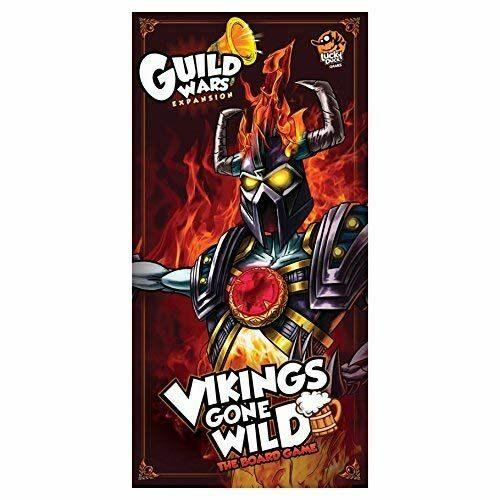 *A Grade* Guild Wars: Vikings Gone Wild Exp.