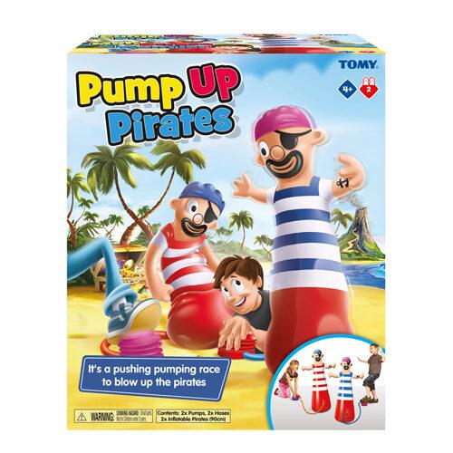 *A Grade* Pump Up Pirate