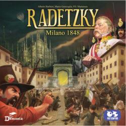 *A Grade* Radetzky - Milano 1848