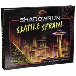 *A Grade* Shadowrun Seattle Sprawl Box Set