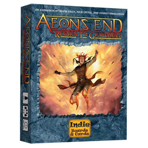 Aeon's End Return to Gravehold