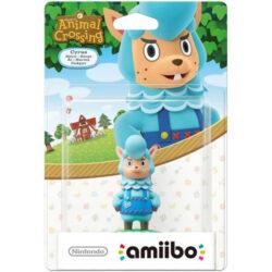 Amiibo Animal Crossing Cyrus