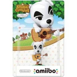 Amiibo Animal Crossing K.K. Slider