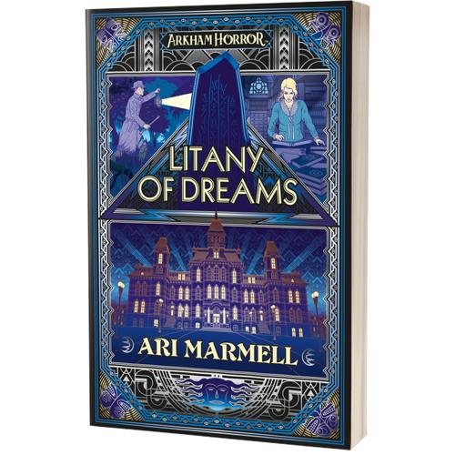 Arkham Horror: Litany Of Dreams