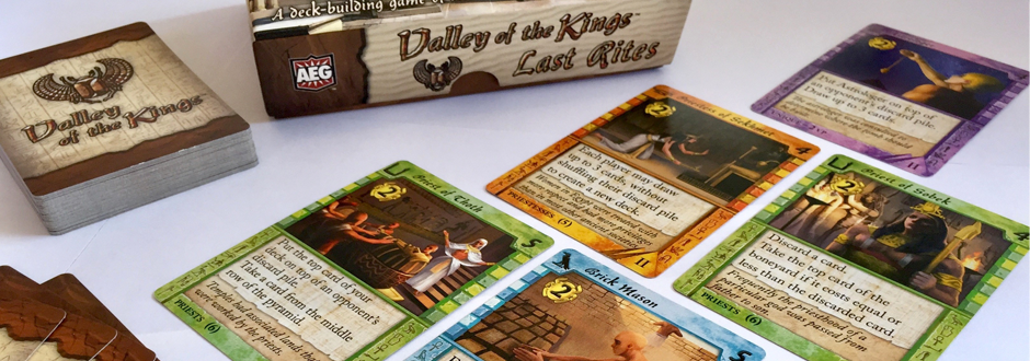 Around the world in 80 games Valley of the Kings