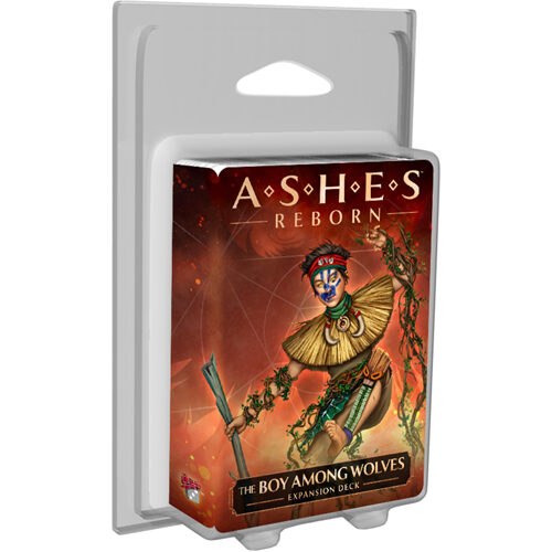 Ashes Reborn: The Boy Among Wolves Expansion Deck