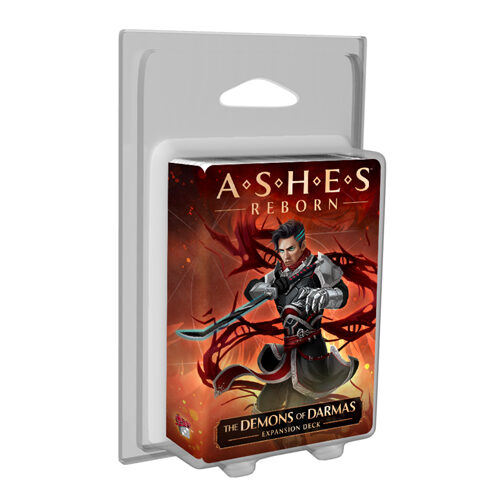 Ashes Reborn: The Demons of Darmas Expansion Deck