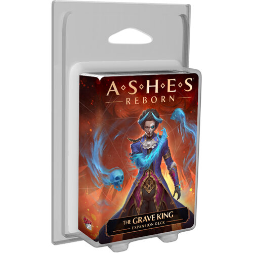 Ashes Reborn: The Grave King Expansion Deck