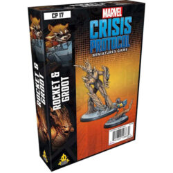 *B Grade* Marvel Crisis Protocol: Rocket and Groot