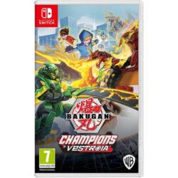 Bakugan: Champions of Vestroia - Nintendo Switch