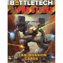 BattleTech: Alpha Strike Clan Invasion Cards