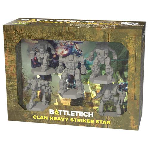 Battletech: Clan Heavy Striker Star
