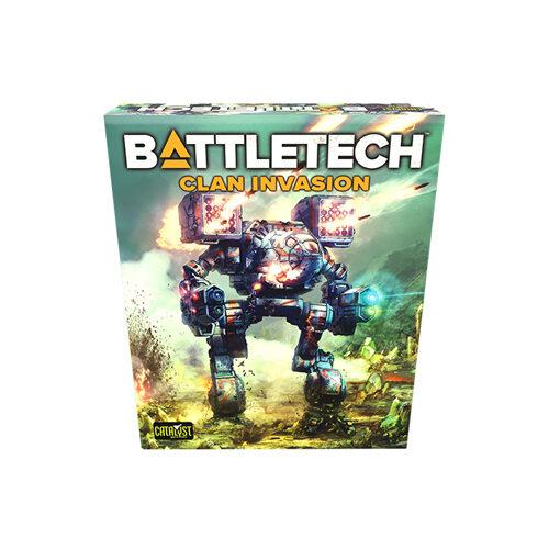 Battletech: Clan Invasion Box