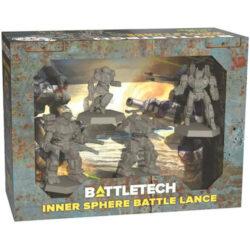 Battletech: Inner Sphere Battle Lance