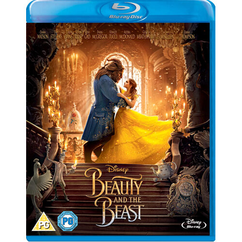 Beauty And The Beast - Blu-ray
