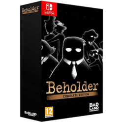 Beholders 2 Collectors Edition - Nintendo Switch