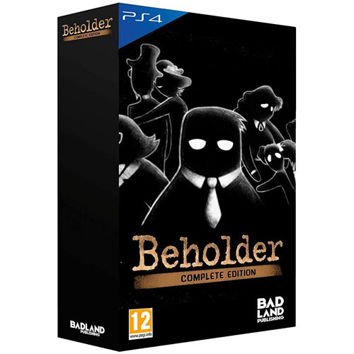 Beholders 2 Collectors Edition - PS4