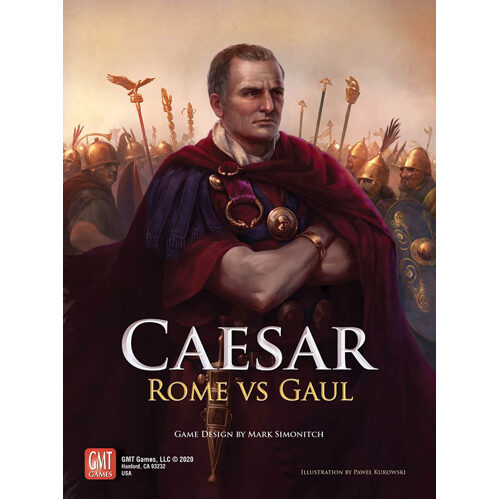 Caesar - Rome Vs Gaul