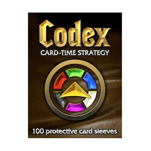Codex Card Sleeve 100-count Box