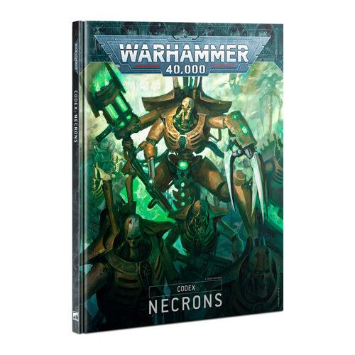 Codex: Necrons (Hardback)