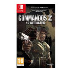 Commandos 2 HD Remaster - Nintendo Switch