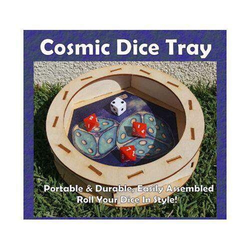 Cosmic Dice Tray